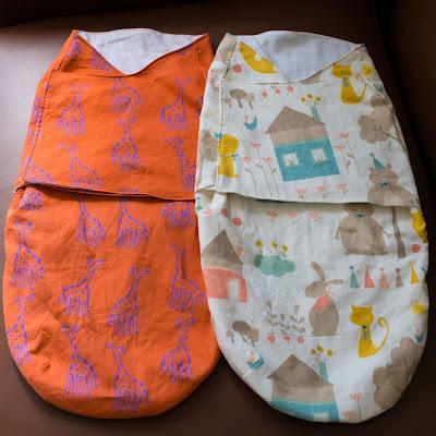 Lotta Jansdotta Snuggler Baby Swaddle Wrap