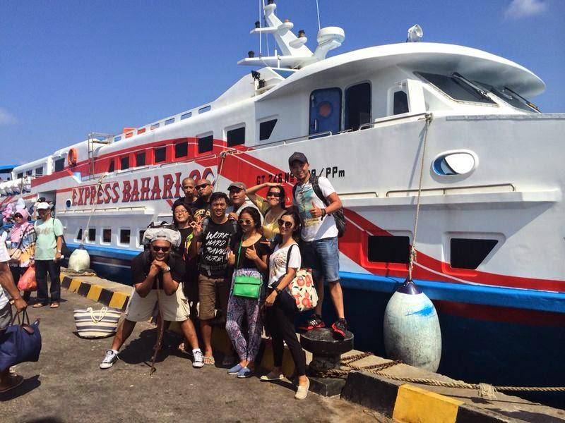 Update 2018 Karimun Jawa Maldivesnya Indonesia Transport