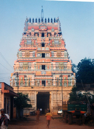 Temple Where Corpses Burn Before God Daily Sri Vanchiyam
