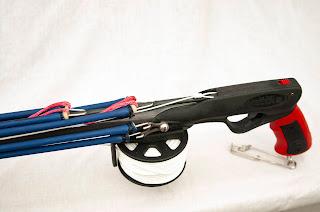 Double Roller Speargun Wishbone