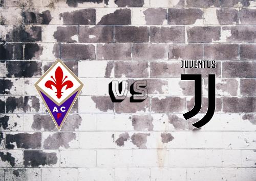 Fiorentina vs Juventus  Resumen y Partido Completo