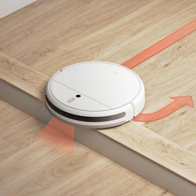 Робот Прахосмукачка Xiaomi Mi Robot Vacuum Mop Cleaner, 0.6 л, WI-FI