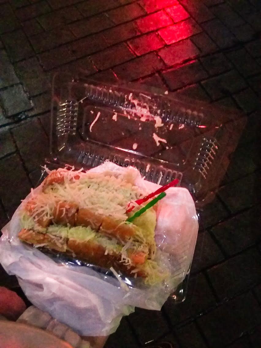 Pisang Keju, Bandung