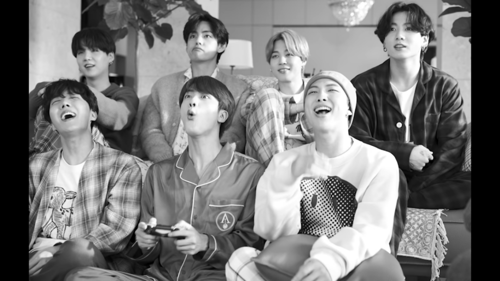 BTS Release a New Version of 'Life Goes On' Music Video 'like an arrow'