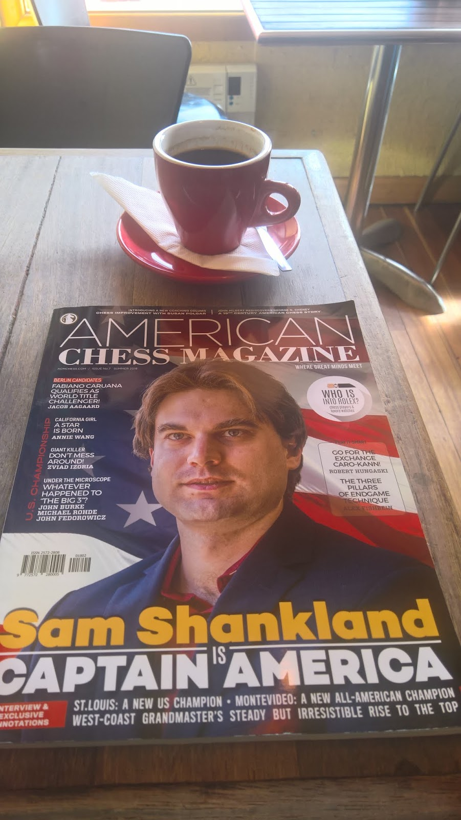 CoffeeHouse Chess: Chess Magazines and Periodicals
