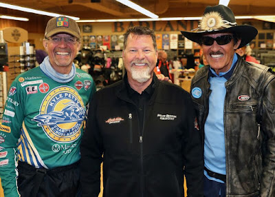 Kyle Petty Charity Ride Across America Raises $1.3 Million for Charity #NASCAR