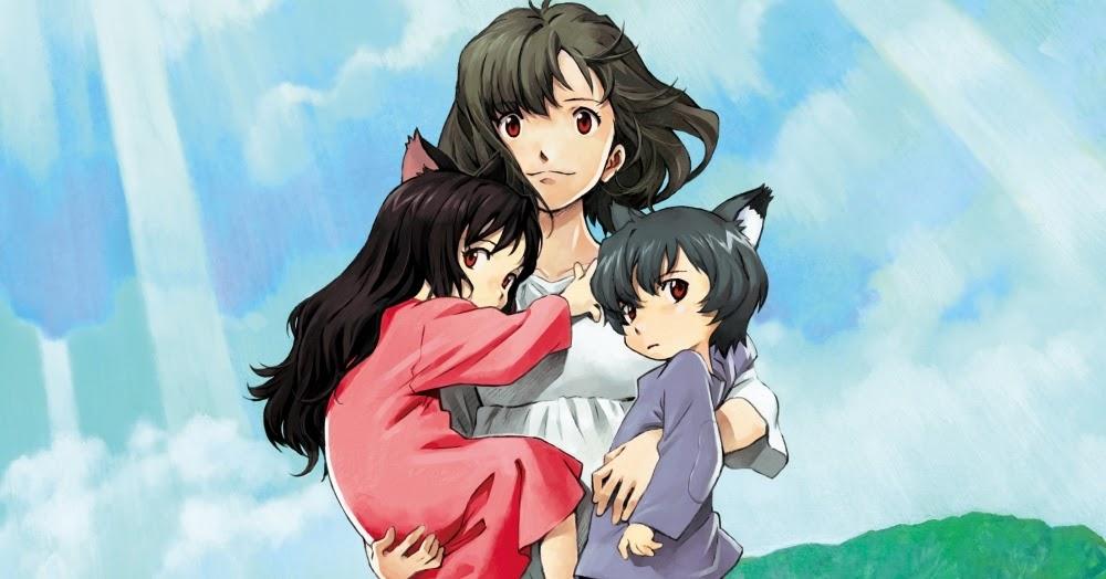 Wolf Children English Dubbed 720p