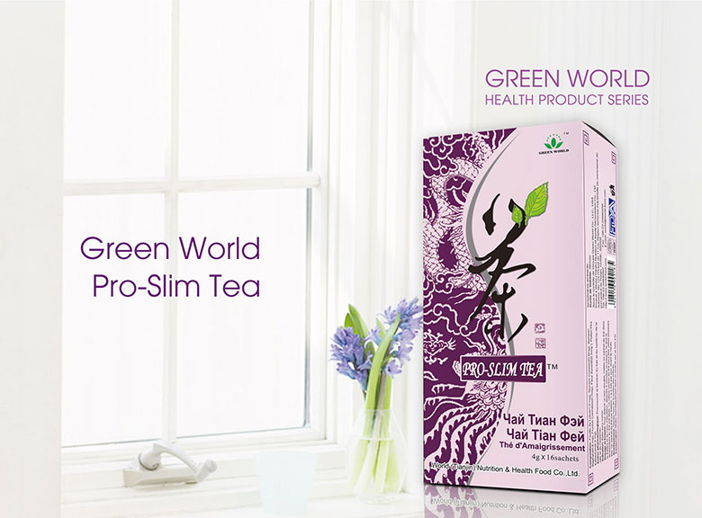 BISNIS GREENWORLD: PRO-SLIM TEA GREEN WORLD TEH HERBAL ...