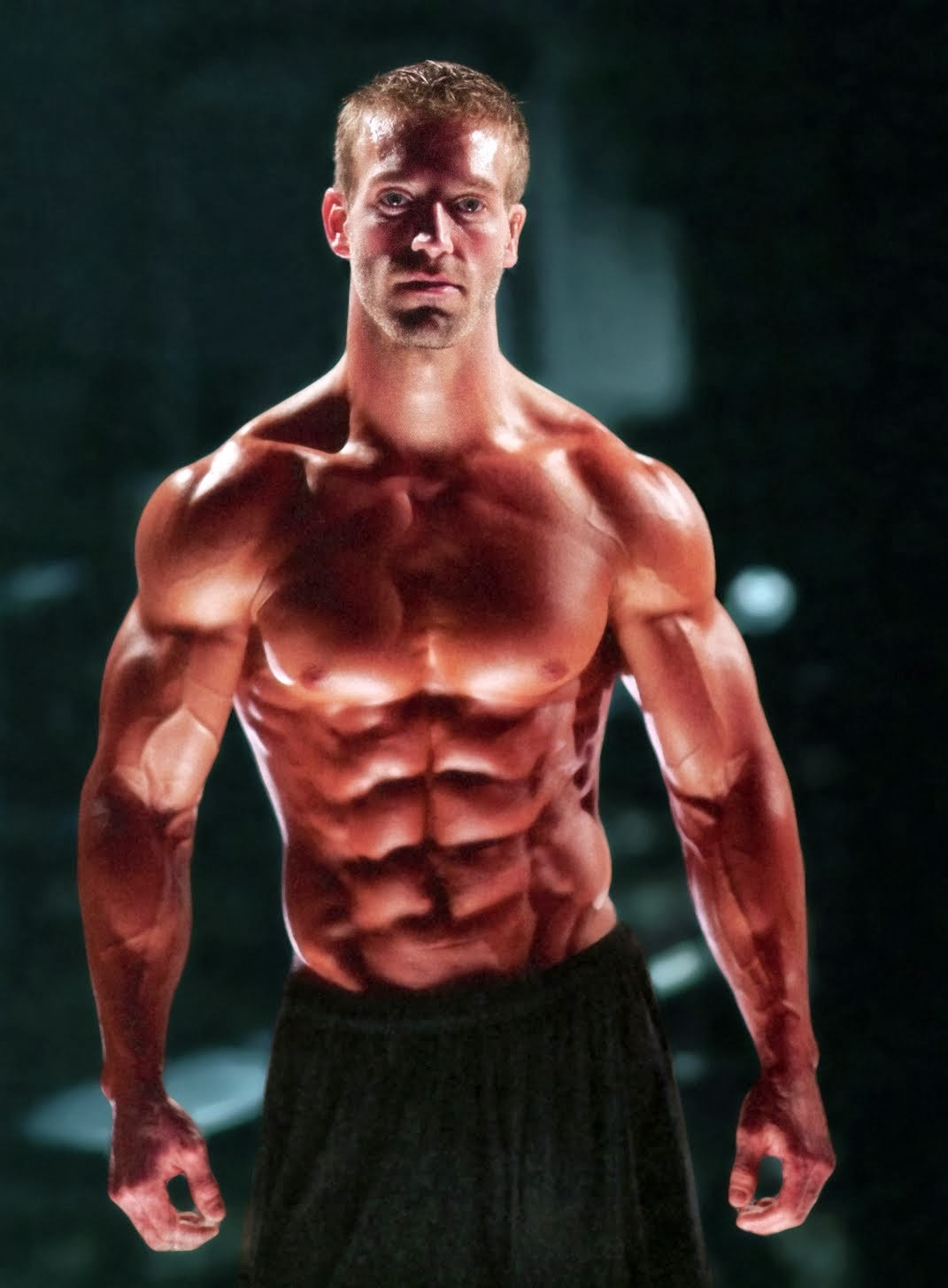 Daily Bodybuilding Motivation: Fitness Model Alex Atanasov