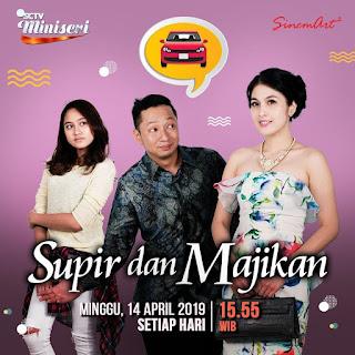 Sinopsis Supir dan Majikan SCTV Episode 3