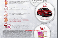 """Conad """"Grande concorso sotto l'albero"""" con le Palle di Natale Tormentone: vinci 12 Lancia Ypsilon Hybrid Gold e 60 spese da 3.000 euro"""
