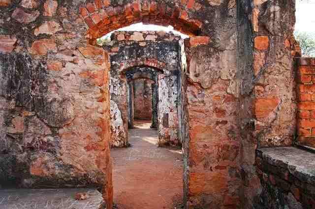 Hatgadh Fort Saputara
