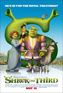 Shrek 3 (al treilea) online dublat in romana
