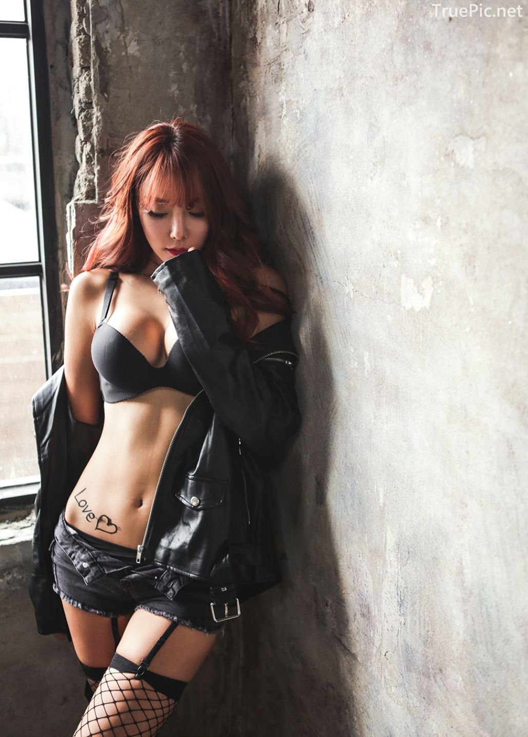 Korean-Lingerie-Fashion-Lee-Da-Hee-model-Tell-Me-What-You-Want-To-Do-TruePic.net- Picture 2