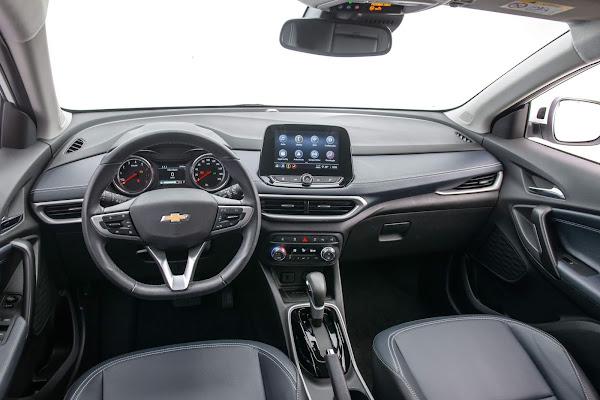 Chevrolet Tracker 2022: fotos, performance, consumo e novidades