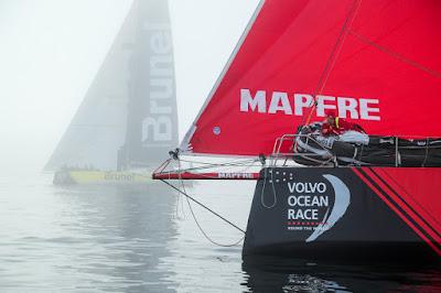 Volvo Ocean Race : Mapfre s'impose à Newport