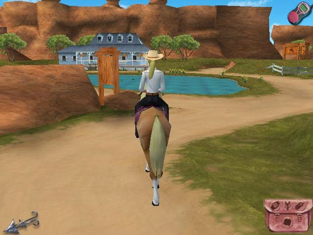 Barbie Horse Adventures Mystery Ride Game Free Download