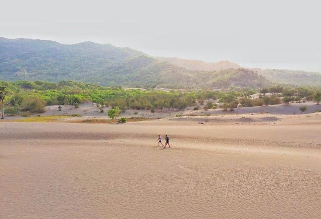 gumuk pasir parangkusumo jogja