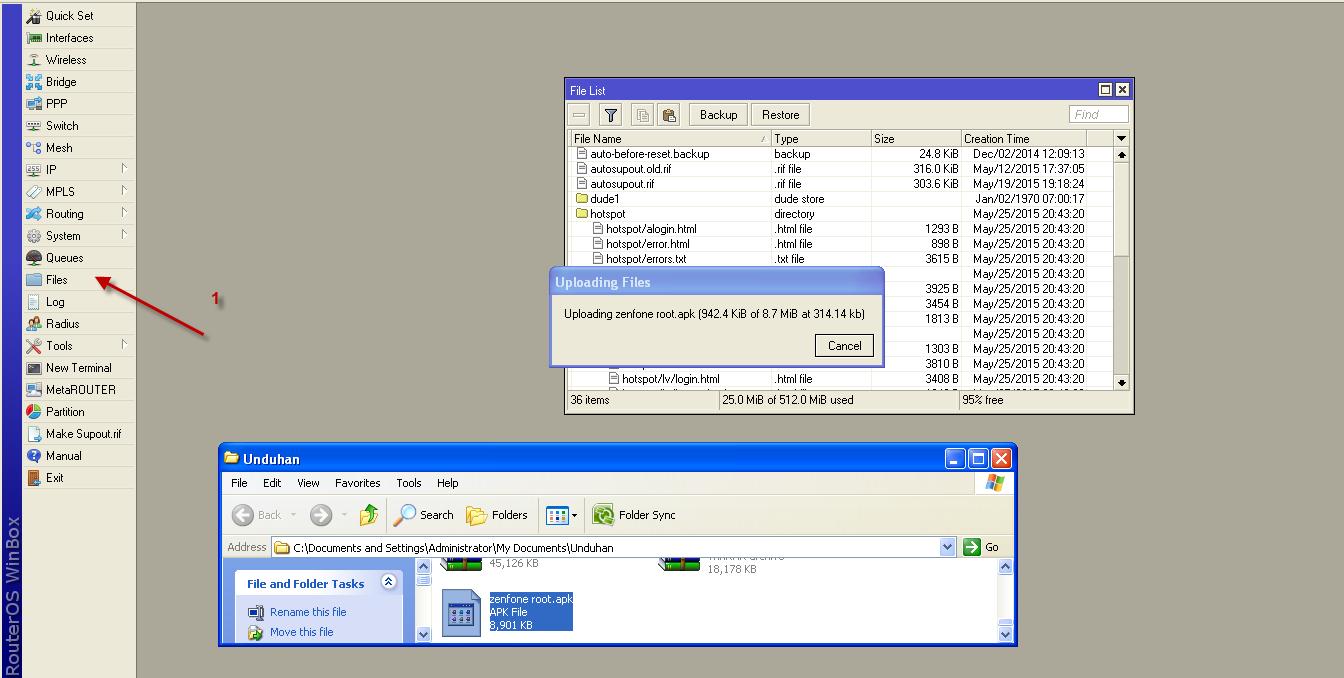 Mikrotik Upgrade Firmware | Mikrotik Tutorial
