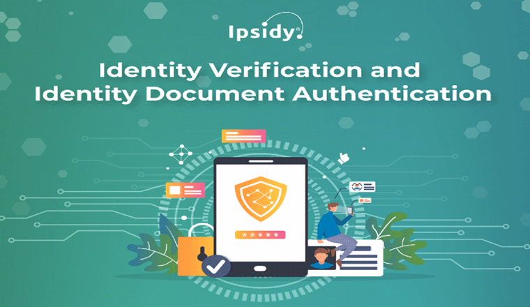 Identity Verification and Identity Document Authentication #infographic