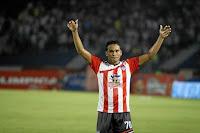 Carlos Arturo Bacca Ahumada Atletico Junior