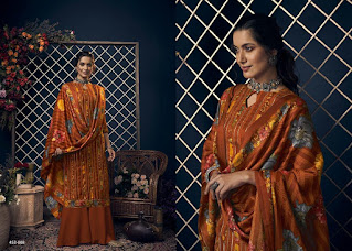 Beliza Designer Kashmiriyat Pashmina Suits Collection