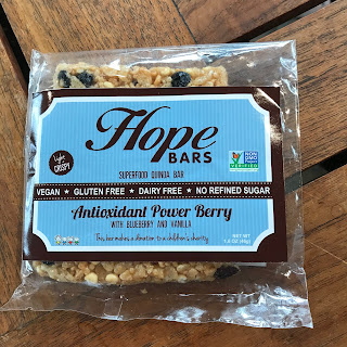Antioxidant power berry bar