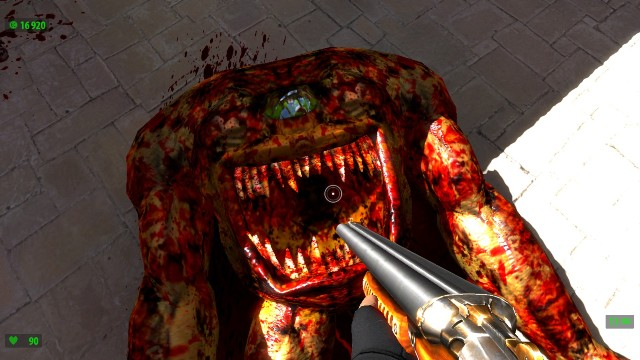 Download Serious Sam HD The First Encounter PC Gameplay