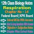 Respiration 12 Class Biology Notes