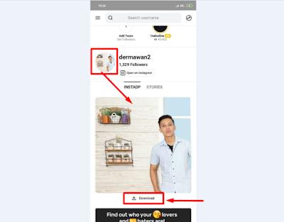 Cara lihat foto profil instagram orang secara penuh tanpa aplikasi di android √  Cara Melihat Foto Profil Instagram Secara Full/Penuh Di Android Tanpa aplikasi