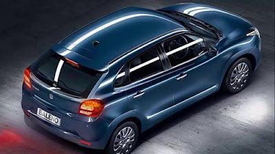 Review Suzuki Baleno Hatchback