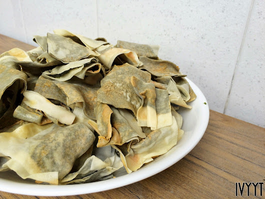 Recipe: Seaweed Crackers!