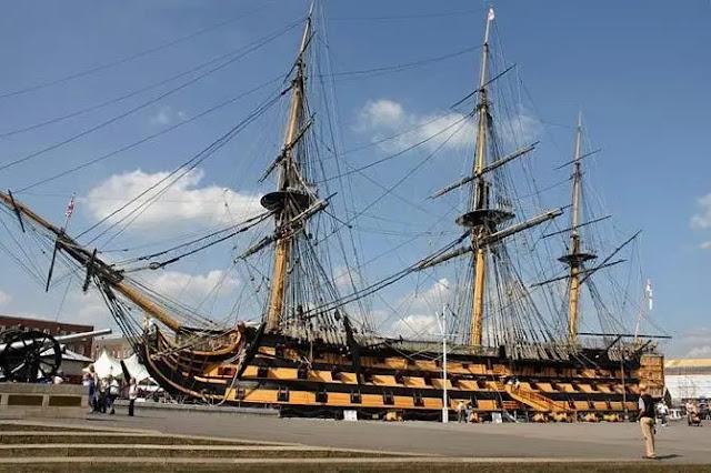 HMS Victory Hampshire (England)