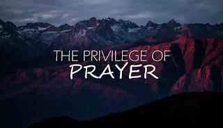 The Privilege Of Prayer - ODB + Insight: 3 December 2020