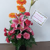 Bouquet Meja Cantik Elegan