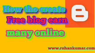 Blogging kaise kore