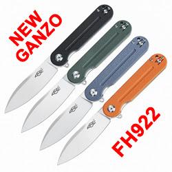 New Ganzo Firebird FH922 folders
