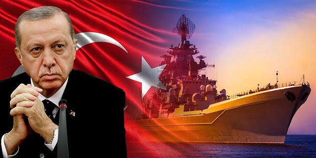 FAZ: Ο φαινομενικός γίγαντας Ερντογάν