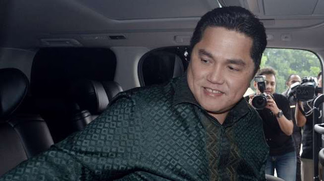 """Boy dan Erick Thohir Masuk Jajaran """"Most Admired CEO 2017"""""""
