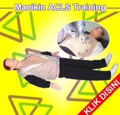 Manekin Latihan ACLS, Boneka Peraga Untuk Pelatihan ACLS, Model Manusia Untuk Pendidikan ACLS, Manekin Traning ACLS