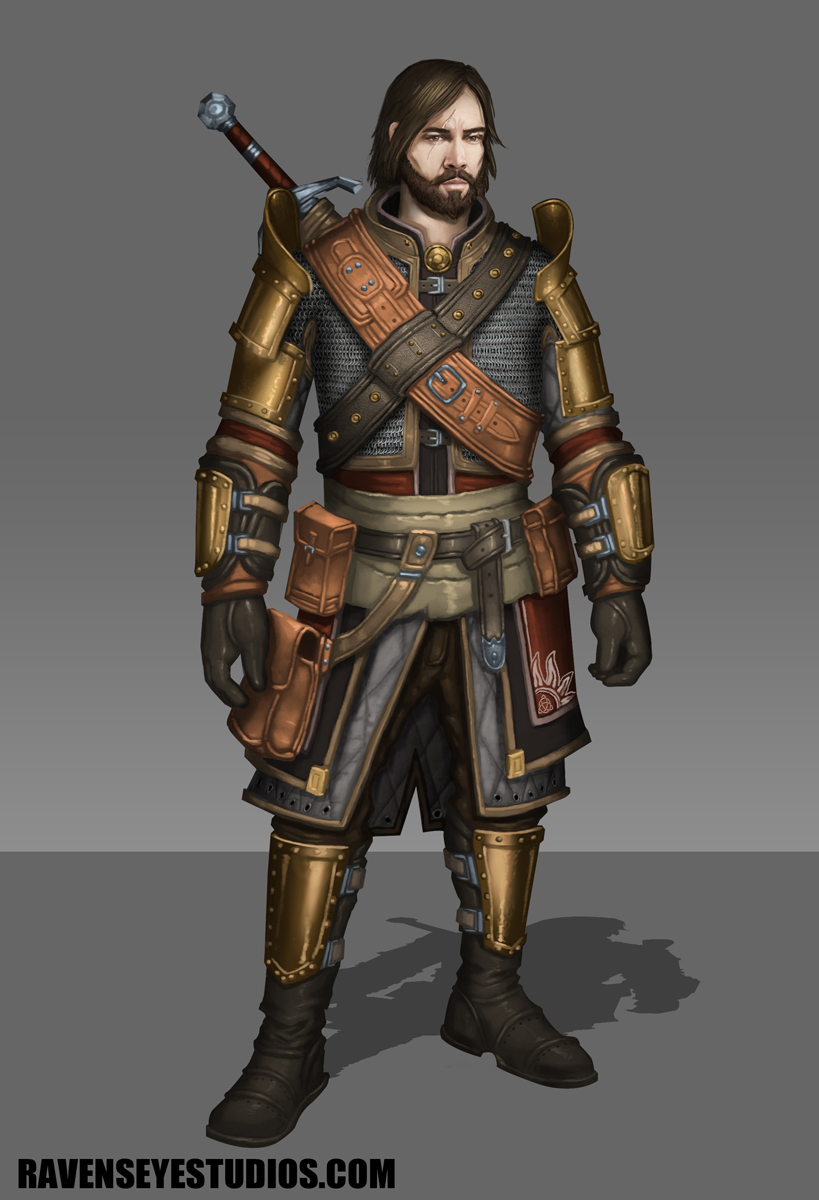Concept Art and Design of Travis Lacey - Ravenseye Studios ...  Concept Art and...
