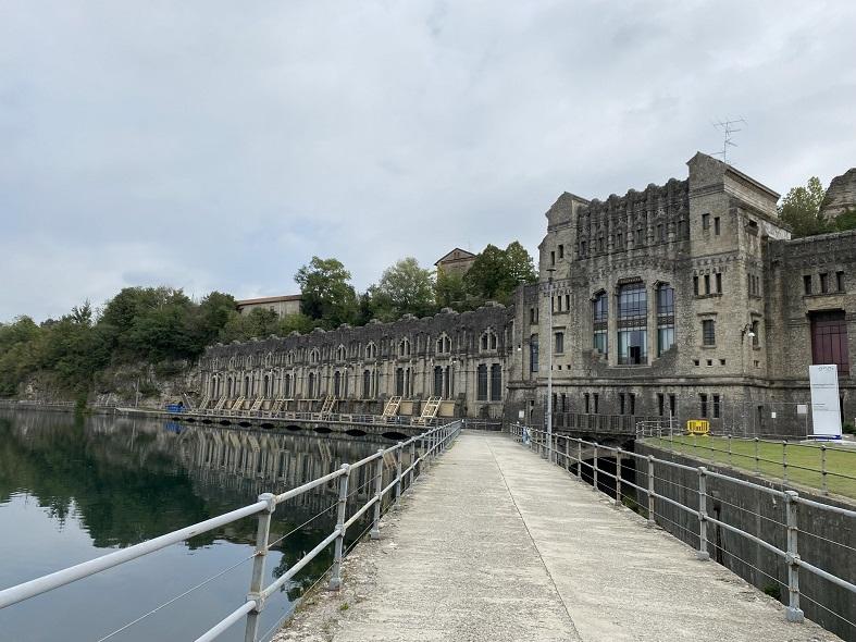 Centrale idroelettrica Taccani a Trezzo sull'Adda