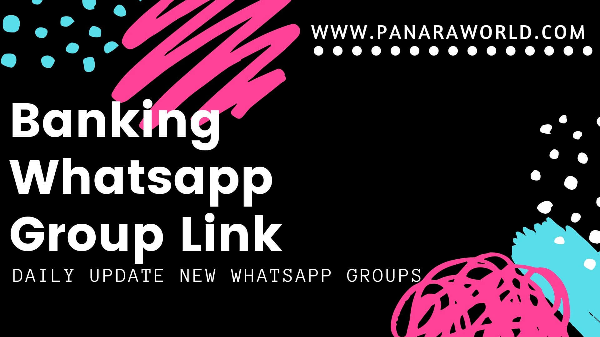 Banking Whatsapp Group Link
