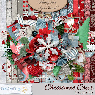 Christmas Cheer Scrapbooking Kit