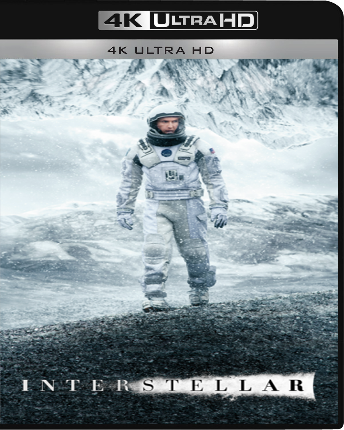 Interstellar [2014] [UHD] [2160p] [Latino – Castellano]