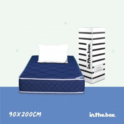 Matras IntheBox hybrid ukuran single