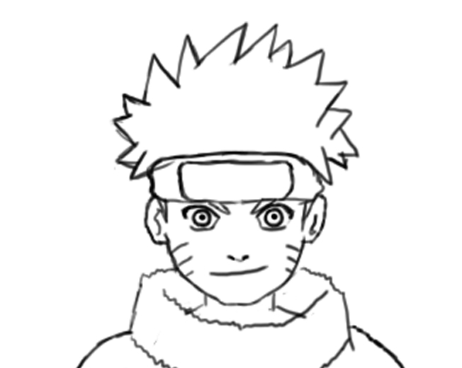How To Draw Naruto Draw Central