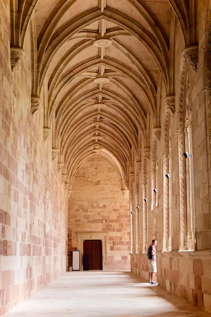 Geometría -  Claustro de la Catedral de Sigüenza