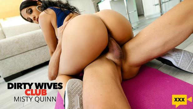 [18+] Dirty Wives Club – Misty Quinn (2020) FULLHD 430MB
