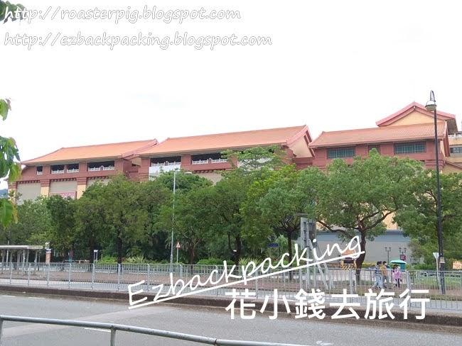香港文化博物館步行方法
